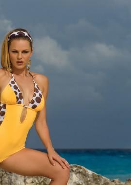 Modell 7 - Karen Islas