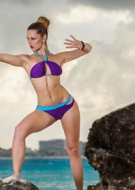 Modell 9 - Karen Islas